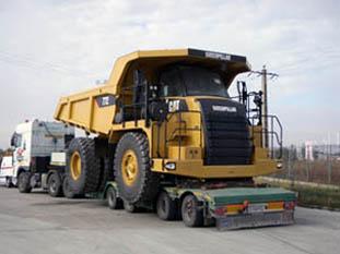 Comanda Servicii de industrie transporturilor grele