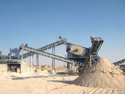 Comanda Extractia nisipului si pietrisului
