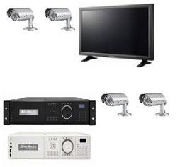 Comanda Sistem Televiziune cu Circuit Inchis
