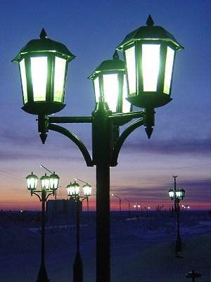 Comanda Instalatii de iluminat exterior