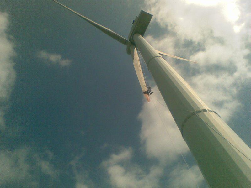 Turbine Eoliene - mentenanta si reparatii