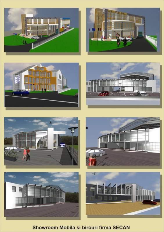 Comanda Proiecte de urbanism