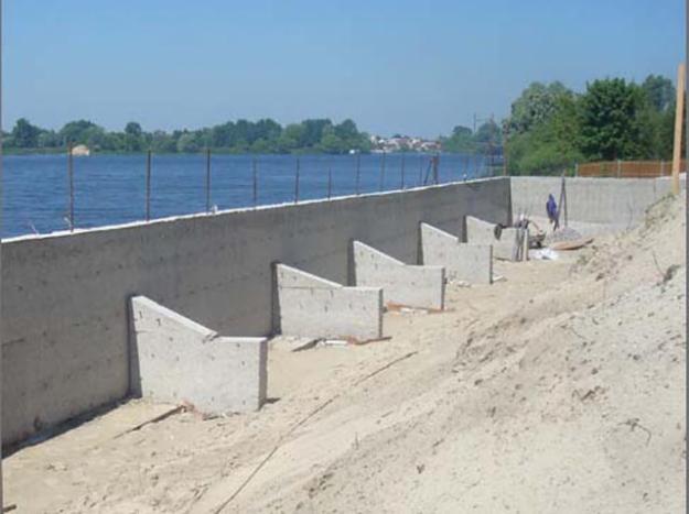Comanda Construcții hidrotehnice