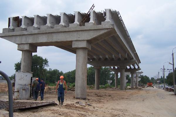 Comanda Construcții poduri