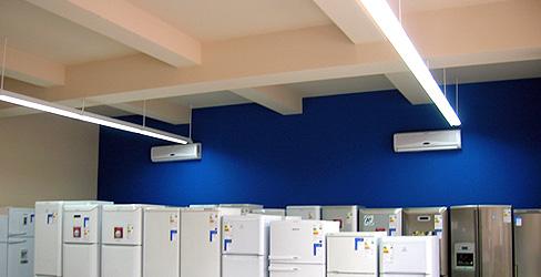 Comanda Instalatii electrice, climatizare