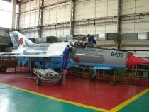 Comanda Modernizare avioane militare