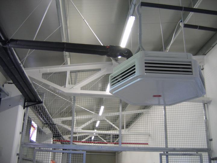 Comanda Instalatii de ventilatie