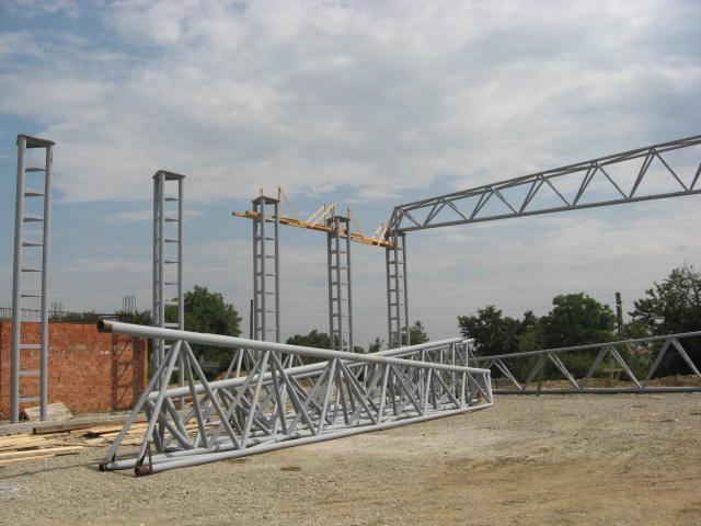 Comanda Constructii metalice