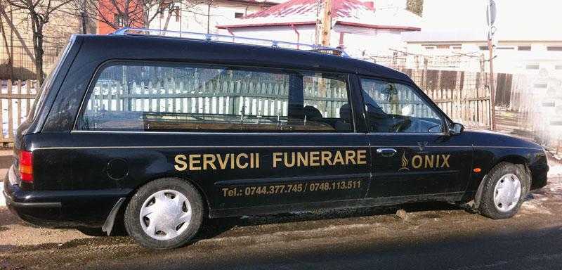 Comanda Transport funerar