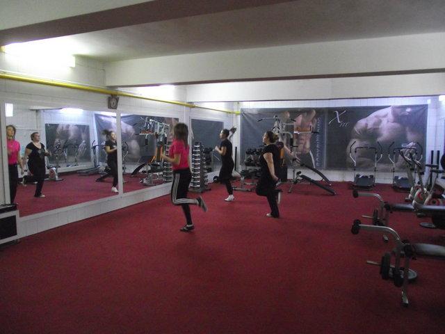 """Comanda Sala Fitness """"X Fit"""""""