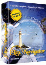 Comanda Lex navigator