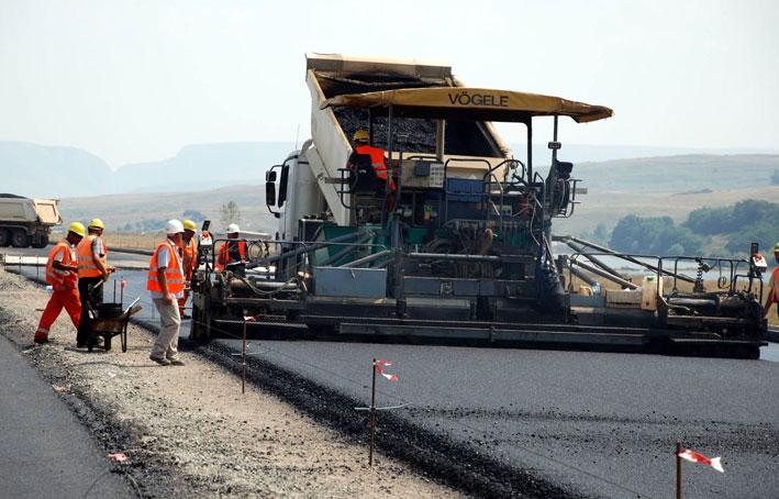 Comanda Lucrari de infrastructura si suprastructura feroviera, poduri, pasaje, viaducte