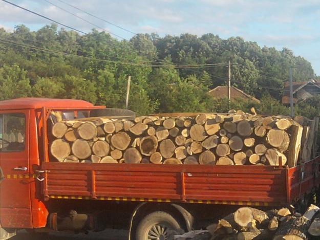 Comanda Transportare lemne de foc