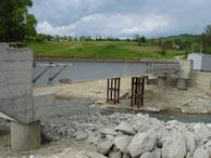 Comanda Executie pod si rampe de acces peste raul Oltet in satul Bodesti