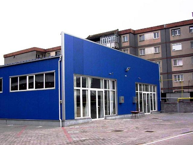 Comanda Platforma industriala Vlaicu - Zona UTA - IT (Arad)