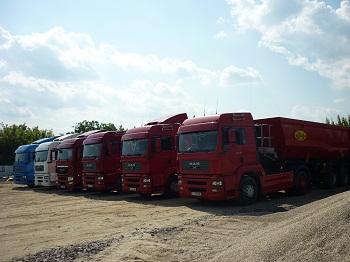 Comanda Transport rutier de marfuri