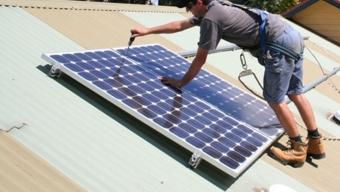 Comanda Montare panouri solare