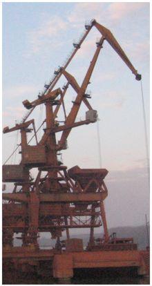 Comanda Operatiuni portuare - Portul Mahmudia