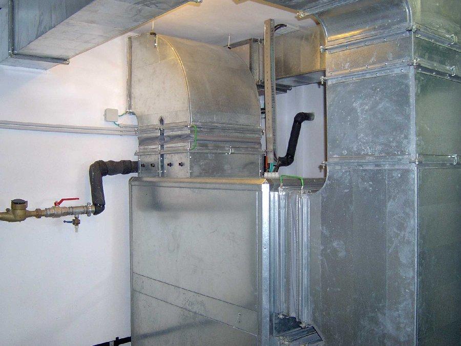 Comanda Instalatii gaze naturale