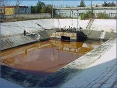 Lucrari de curatare rezervoare de produse petroliere, tancuri, lagune