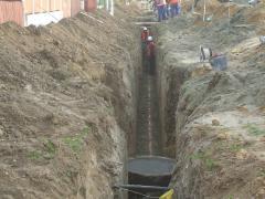 Reabilitarea si extinderea sistemelor de alimentare cu apa si canalizare menajera