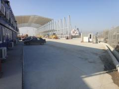 Drumuri si platforme betonate