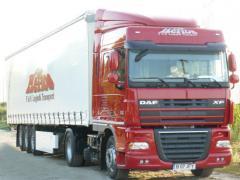 Servicii de transport marfuri intern