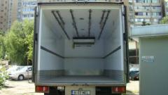 Transport auto - containere frigorifice