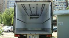 Transport auto - containere frigorifice