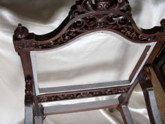 Rama scaun restaurata