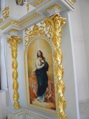 Iconostas Biserica Grecocatolica Sfanta Maria
