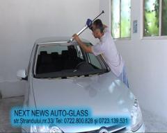 Service geamuri auto