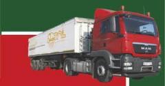 Terra Agro Logistic este specializata in transport de cereale