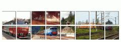 Transport feroviar cu asigurare pentru marfa