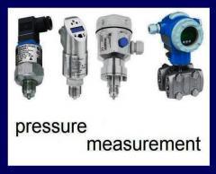 Repair of Pressure measuring Equipment