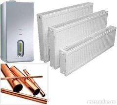 Radiatoare pentru incalzire centrala si boilere