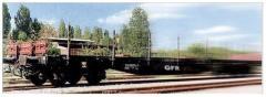 Vagoane platformă