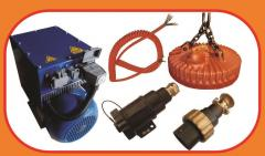 Recycling on professional stands injection pumps and injectors