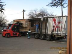 Transport cargo international