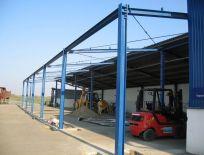 Construcţie de hale