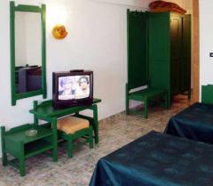 Interior camera