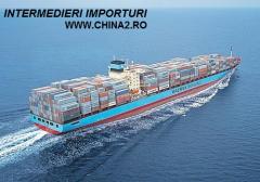 Servicii  de import-transport  orice tip de marfa din China