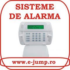 Proiectare si instalare sisteme de alarma antiefractie