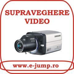 Proiectare si instalare sisteme de supraveghere video