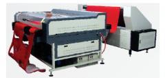 Taiere laser pentru produse textile