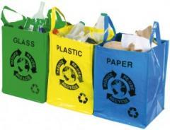 Colectare mase plastice