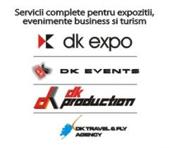 ORGANIZARE EXPOZITII - DK EXPO organizeaza expozitii, targuri de larg consum, conferinte, simpozioane. In pagina protofoliu sunt notate expozitiile organizate de catre DK EXPO de-a lungul timpului.