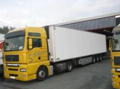 Transport internaţional de mărfuri