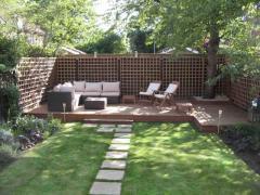Esenta designului unei gradini nu consta numai in frumusetea , ci mai ales in functionalitatea ei.