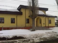 Modernizare camin cultural in comuna Moldoveni, judetul Neamt